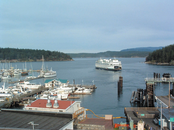 Waterview Vacation Rental Friday Harbor