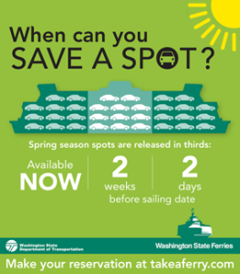 San Juan Island Ferry System